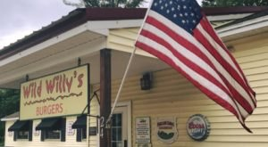 Wild Willy's In New Hampshire Has Over 20 Different Burgers To Choose From