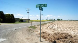 The Story Of How Chicken Dinner Road In Idaho Got Its Name Is Strangely Fascinating