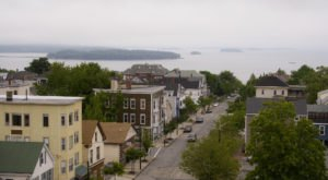 The Maine City Of Portland Was Once A Stop Along The Underground Railroad