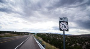 The 77-Mile Scenic Drive In New Mexico You Will Want To Take As Soon As You Can