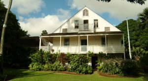 Maui's Largest Collection Of Hawaiian Artifacts Is Found At The Unique Bailey House Museum