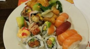 Feast On All-You-Can-Eat Sushi For Less Than $15 At Yutaka Buffet In Massachusetts