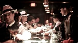 Enjoy A Rip-Roaring Evening In The 1920s-Themed Vernon's Speakeasy In New Mexico