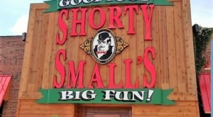 Dig Into A Massive Meal Of Chicken Fried Steak At Shorty Small's Restaurant In Missouri