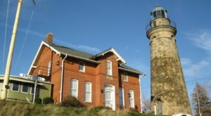 The Ghost Of The Fairport Harbor Lighthouse Is Arguably The Cutest Ghost Story Anywhere Near Cleveland