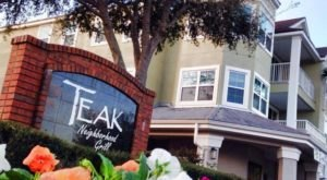 Teak Neighborhood Grill In Florida Has Nearly 25 Different Burgers To Choose From