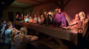 Travel From Cleveland To Mansfield To Experience BibleWalk's Wax Museum And Bible Collection