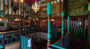 The Unicorn Is A Fun, Carnival-Themed Bar In Washington You Need In Your Life