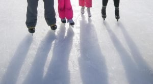 You Can Go Ice Skating At North Dakota's Stunning Icelandic State Park This Winter