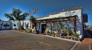 Have A True New Mexico Breakfast, Lunch, And Dinner At The Historic La Posta De Mesilla