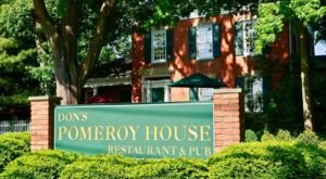 Sip Wine And Mingle With Ghosts In Don's Pomeroy House, One Of Greater Cleveland's Oldest, Most Haunted Restaurants