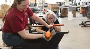 Enjoy A Unique Glassblowing Experience At Neusole Glassworks In Cincinnati