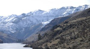 Idaho's Own Grand Canyon, Hells Canyon, Looks Even More Spectacular In the Winter