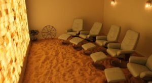You'll Never Want To Leave This Incredibly Relaxing Salt Cave In Montana