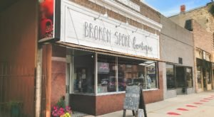 Broken Spoke Boutique Is A Charming Nebraska Store In A Former Bank Building