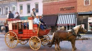 You Can Live South Dakota's Wild West History Firsthand At The New Outlaw Square
