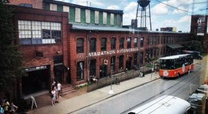 What Was Once An Old Car Factory In Nashville Is Now A Unique Place To Shop Called Marathon Village