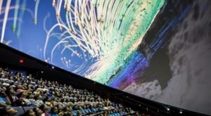 Take A Journey Through The Solar System Beneath A 67-Foot Sci-Dome At Frost Museum In Florida