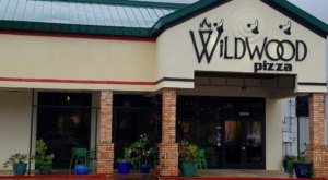 You Won't Want To Share The Incredible Pizza At Wildwood Pizza In Louisiana