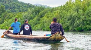The Yurok Tribe In Northern California Will Begin Redwood Canoe Tours This Spring