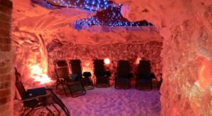 The Incredible Salt Cave In New Mexico That Completely Relaxes You