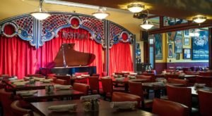 Dig Into Dinner With A Side Of Jazz Music At NightTown In Cleveland