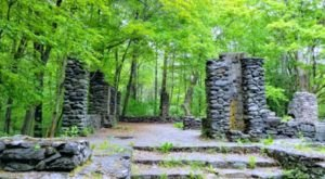 Travel Back To The Dark Ages By Visiting New Hampshire's Very Own Castle Ruins
