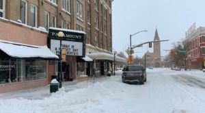 Keep Warm With A Cup Of Gourmet Hot Cocoa From The Paramount Cafe in Wyoming