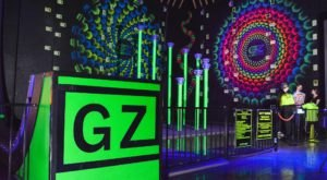 Have Tons Of Fun At An Indoor Adventure Center Where Everything Is Glow-In-The-Dark At Glowzone In Nevada