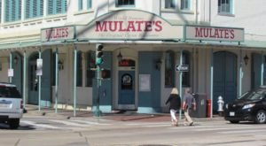 The Bread Pudding From Mulate's in New Orleans Is Downright Delightful
