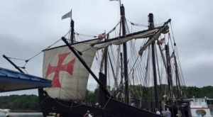 Mark Your Calendar…Replicas Of Columbus' Ships, The Nina And The Pinta, Are Coming To Mississippi