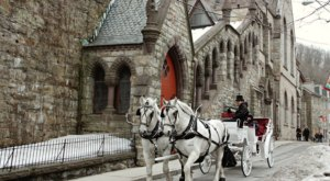Celebrate The Season At The Annual WinterFest In The Enchanting Town Of Jim Thorpe, Pennsylvania