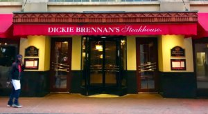 Some Of The Best Steaks In New Orleans Are Served Up At Dickie Brennan's Steakhouse