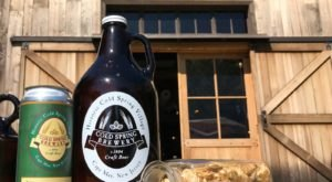 Discover New Jersey's Only Non-Profit Brewery At The Charming Cold Spring Village