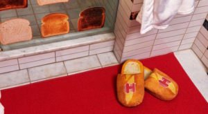 New York City's Refinery Hotel Has A Bread-Themed Room And It Looks Good Enough To Eat