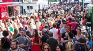 Pile Your Plate High With Delicious Tacos At The Orlando Taco Festival