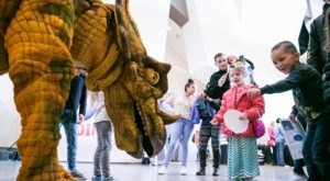 Hang Out With Your Favorite Prehistoric Pals During Dinofest at the Utah Museum Of Natural History