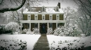 Cure Your Cabin Fever With A Winter Getaway At The Century Inn, A Historic B&B Near Pittsburgh