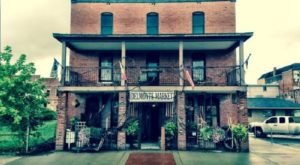The Delmonte Market, One Of West Virginia's Most Charming Shops, Is Located In A Former Hotel