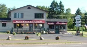 You'll Have A Ball Oogling Beautiful Natural Gemstones At Beaver Bay Agate Shop In Minnesota