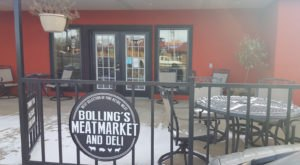 Eat Meat And Take Some Home With You At Bolling's Meatery And Eatery In Kansas