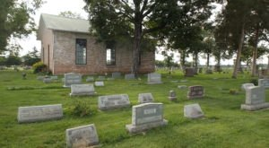 Visit Hickory Flat Cemetery, A Hidden Cemetery That Feels Like Greater Cincinnati's Most Haunted Secret