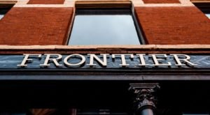 Unleash Your Inner Carnivore At Frontier, A Hunting Lodge-Style Restaurant In Illinois