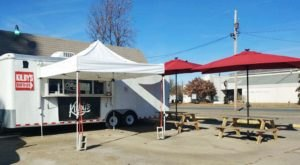 Keep Cozy With Smoked Meats All Year Long At Kilby's, A BBQ Food Truck In Illinois
