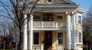 Spend The Night In A Mansion At Showers Inn, A Charming Vintage Bed & Breakfast In Indiana