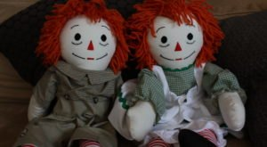 Few People Know That Illinois Is The Birthplace Of Raggedy Ann and Andy, The Original Toys That Come To Life At Night