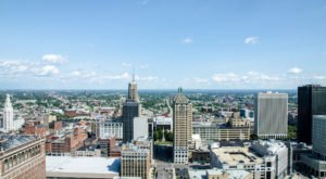Enjoy Never-Ending Views Of Buffalo And Beyond From The City Hall Observation Deck