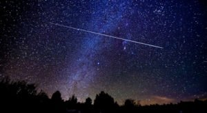 Watch Up To 100 Meteors Per Hour In The First Meteor Shower Of 2020, Visible From Utah