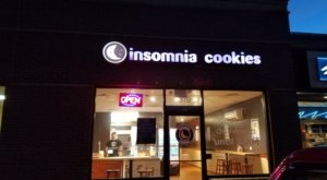 Insomnia Cookies In Kansas Will Deliver Cookies Right To Your Door Until 3AM