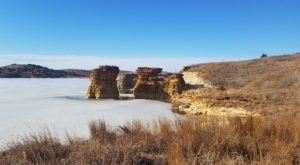 7 Cool And Calming Hikes To Take In Kansas To Help You Reflect On The Year Ahead